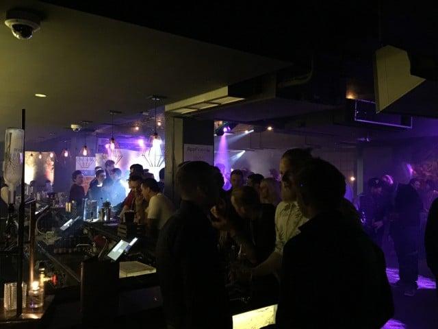 STM London Affiliate meetup Appflood party