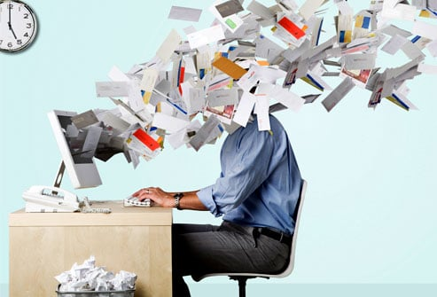 improve focus email overload
