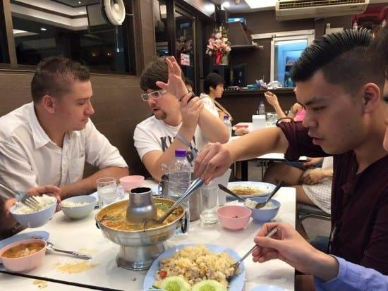 Affiliate World Asia Day 0 Dinner