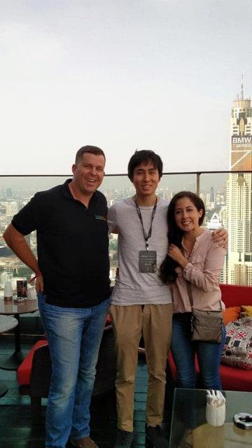 Affiliate World Asia Day 2 SelfAdvertiser crew
