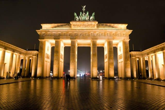 Affiliate World Europe Brandenburg Gate