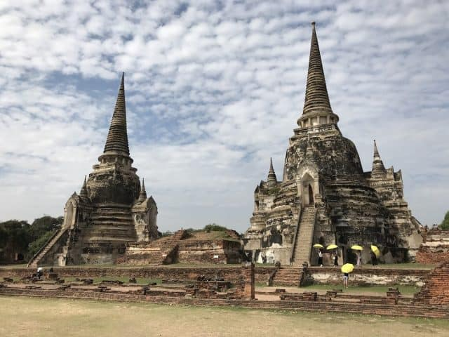 Affiliate World Asia 2016 Bangkok - Ayutthaya Ruins