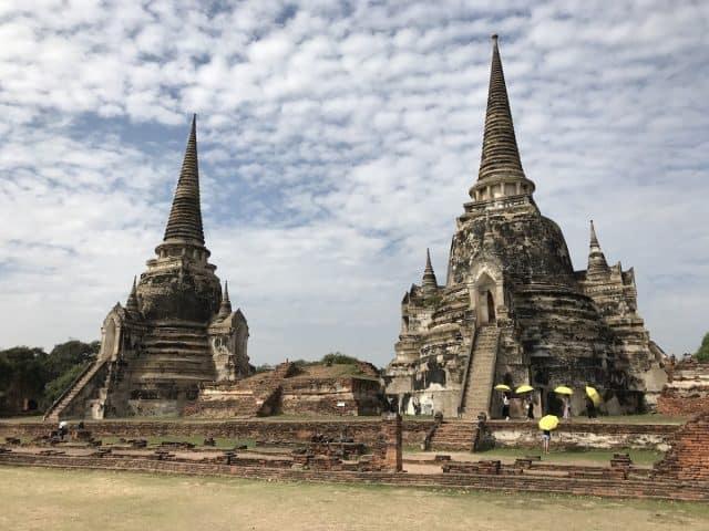 Affiliate World Asia 2016 Bangkok - Ayutthaya Ruins