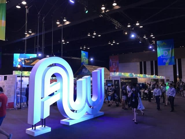 Affiliate World Asia 2016 Bangkok - Booth Area
