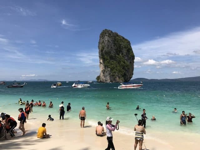Affiliate World Asia 2016 Bangkok - Krabi Island