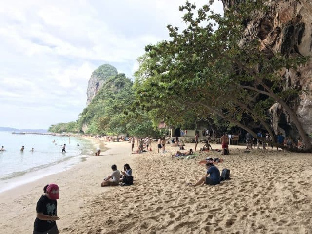 Affiliate World Asia 2016 Bangkok - Krabi beach
