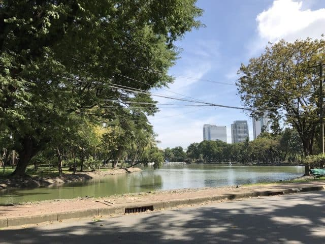 Affiliate World Asia 2016 Bangkok - Lumphini Park