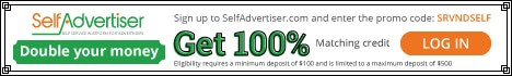 SelfAdvertiser Promo Coupon Review - large banner