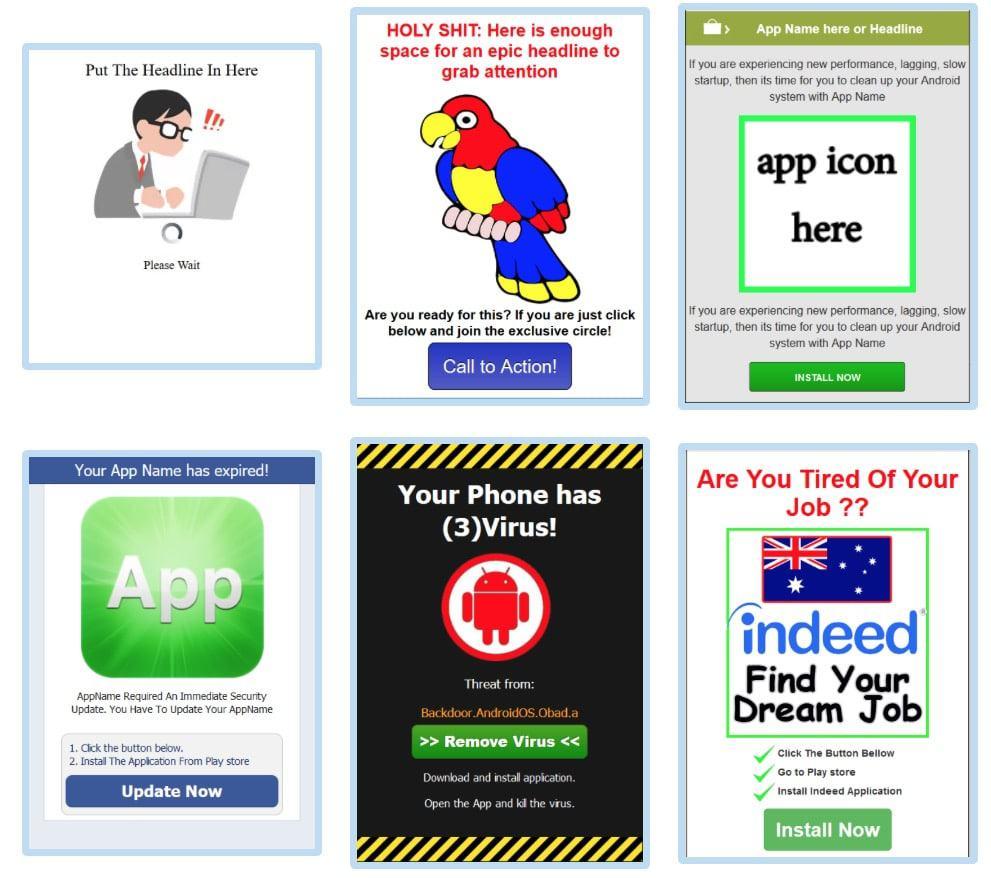 create landing page purelander examples   servando silva