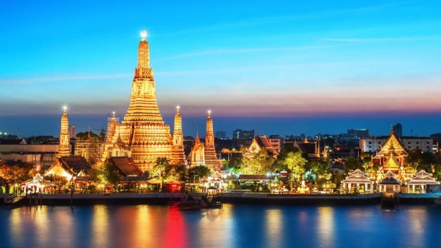 awa 2017 affiliate world asia bangkok - Bangkok city