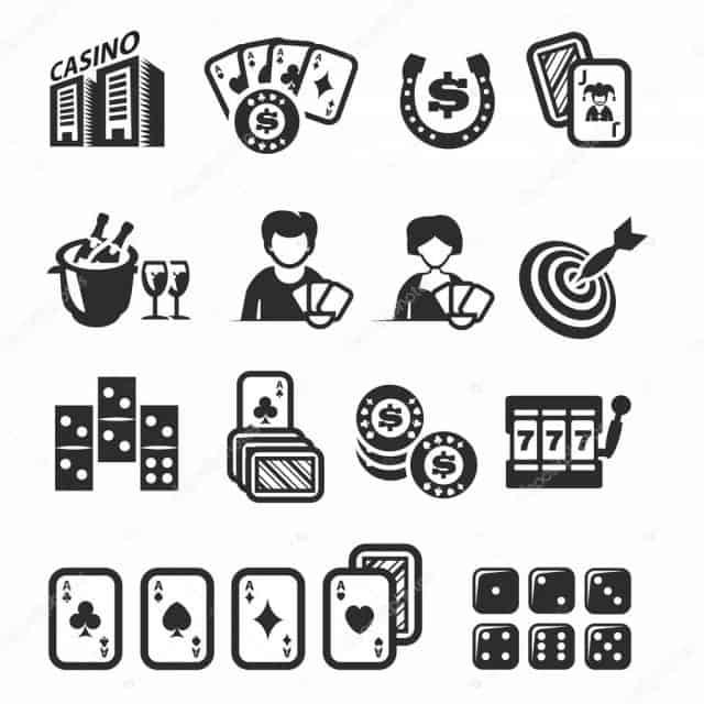 megapush casino icons