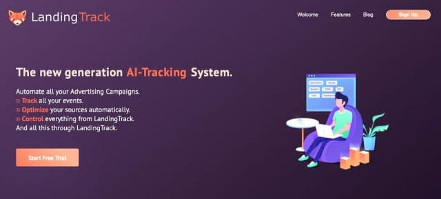 LandingTrack Review Interview