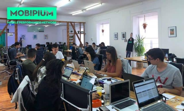 Mobipium Offices