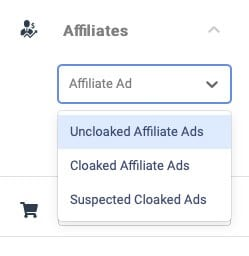 facebook ad spy tool magicadz - affiliate filter