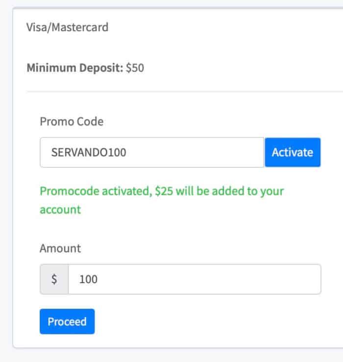 Vimmy Promo Code