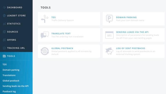 Leadbit tools