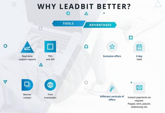 Why Leadbit
