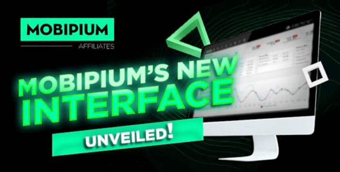 Mobipium new interface